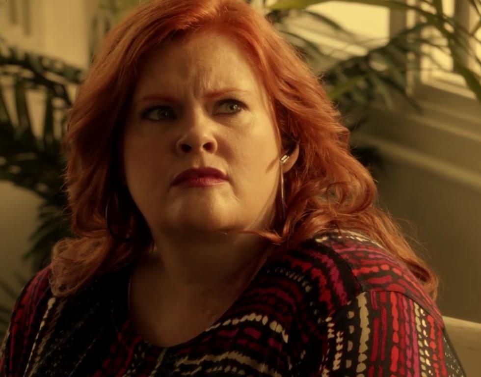 Claudine Sweeney (Rosewood)