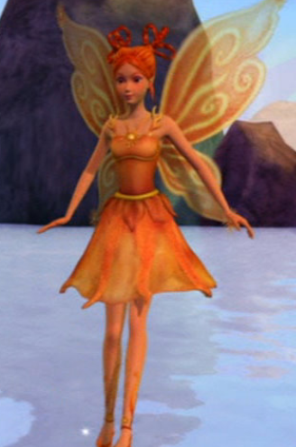 Popdropper/Sunburst (Barbie Fairytopia: Magic of the Rainbow)