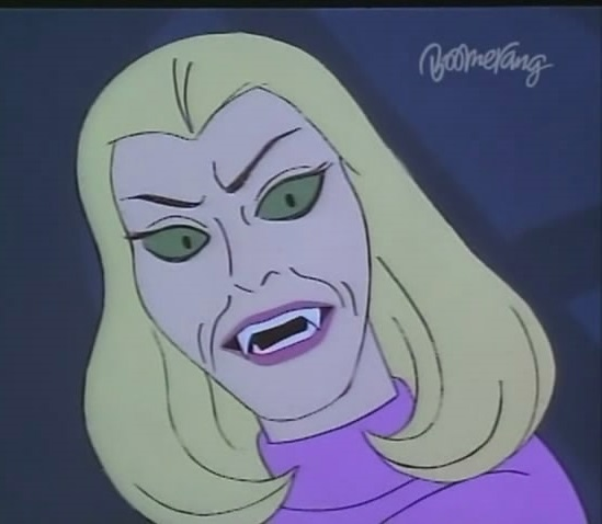 CEDJunior/Lisa Vanhoff (The Scooby Doo Show)