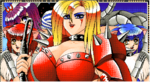 Velutina (Dennou Sentai Lavian Three)