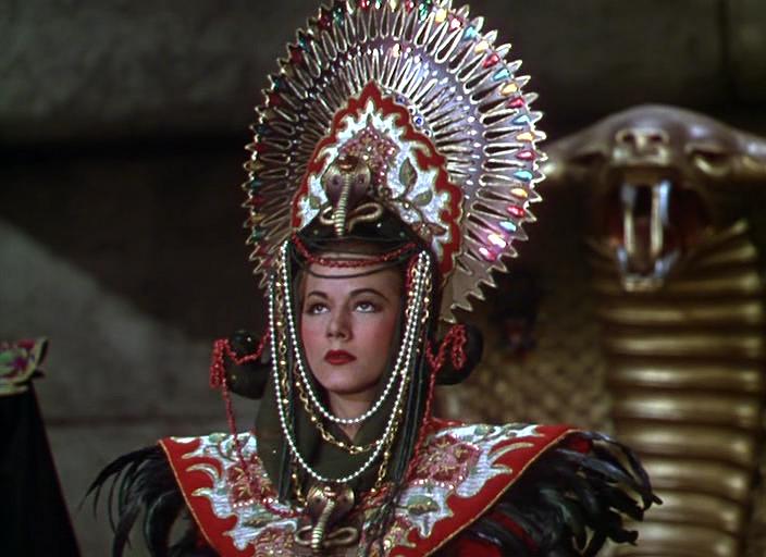 Naja (Cobra Woman)