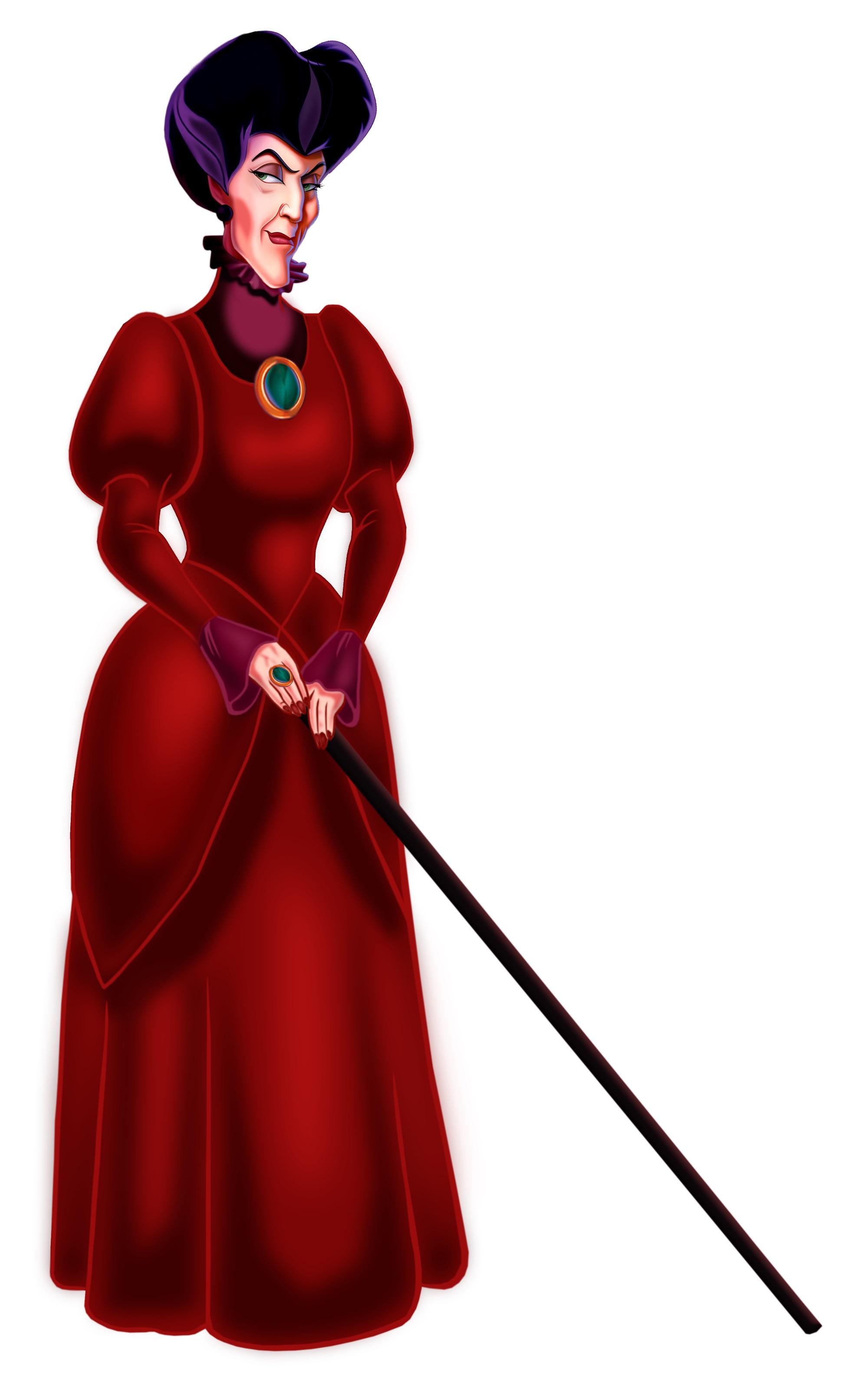 Lady Tremaine (Cinderella)