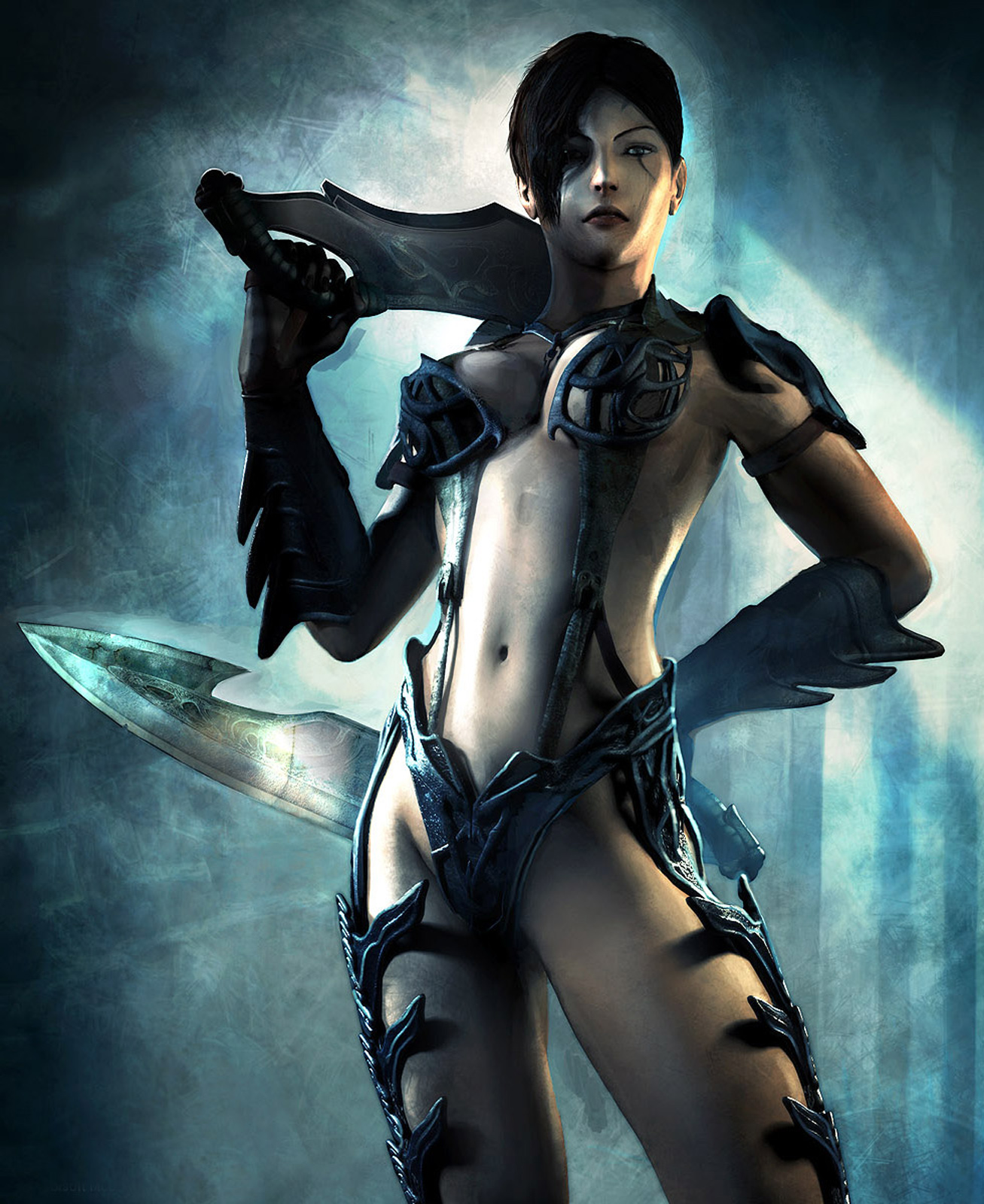 Shahdee (Prince of Persia: Warriors Within)