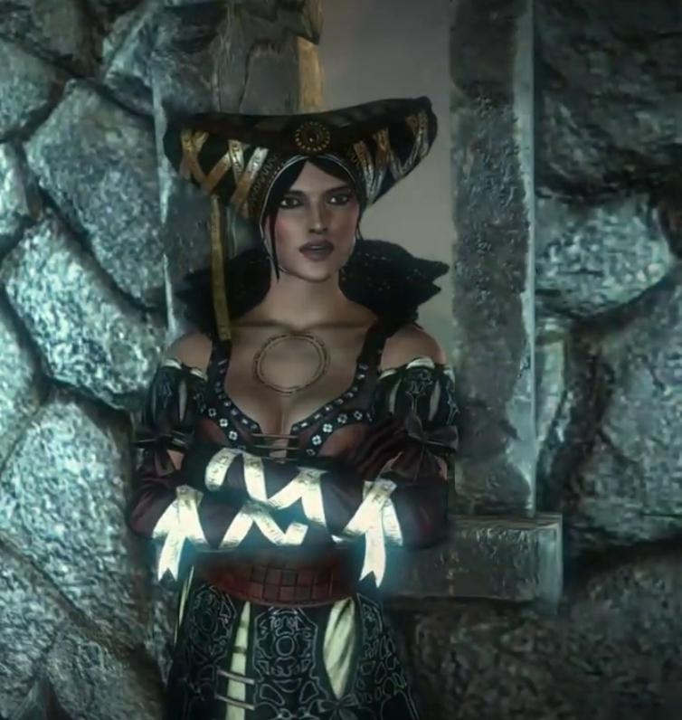 Sheala de Tancarville (The Witcher 2: Assassins of Kings)