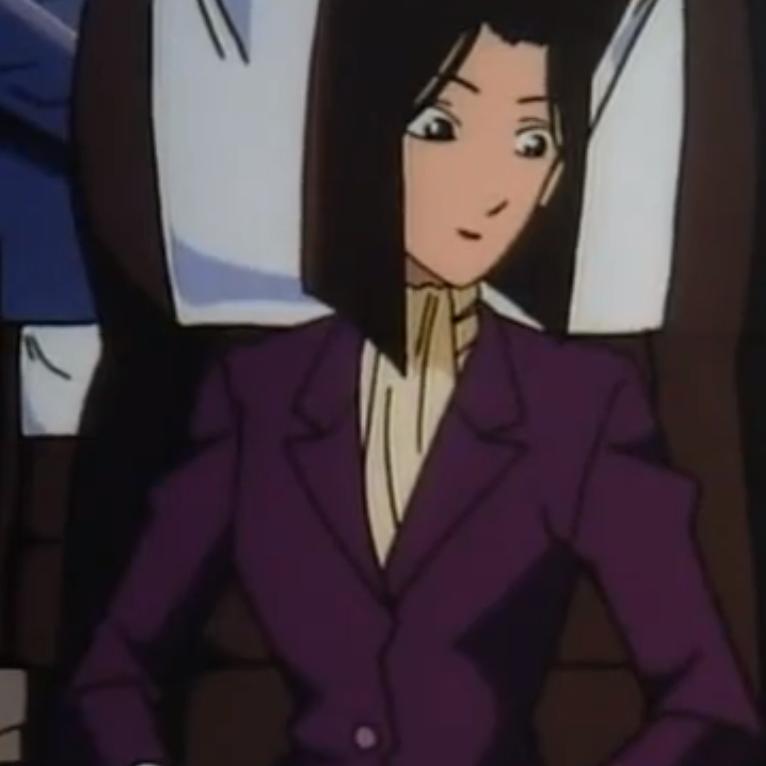 Businesswoman (Case Closed)