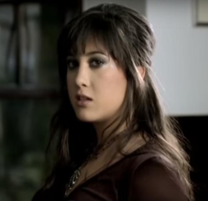 Vanessa Carlton (Pretty Baby)