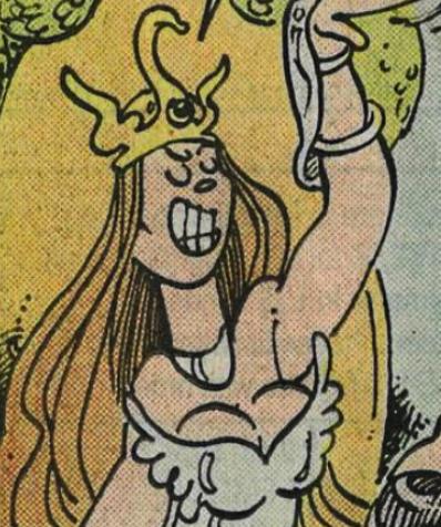 Queen Maryon (Groo The Wanderer)