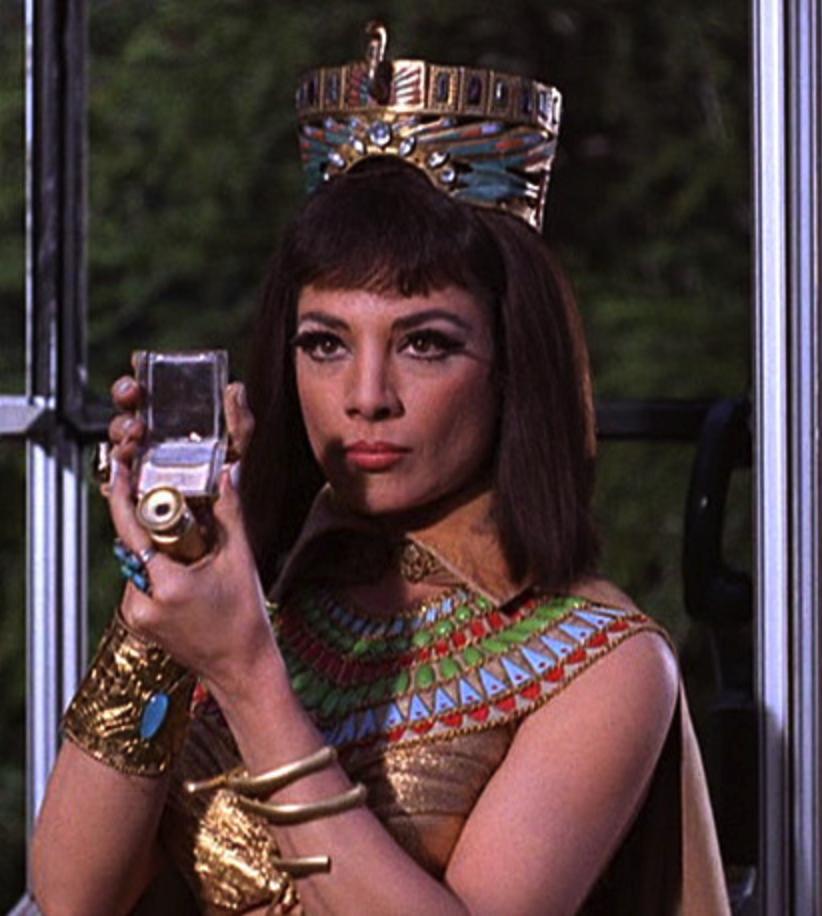 Nefertiti (Batman)