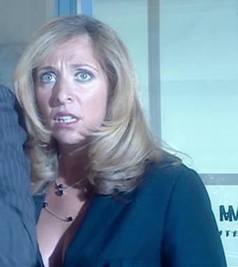 Yvonne Hartman (Doctor Who)