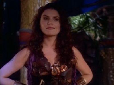 Queen Hippolyta (Hercules and the Amazon Women)