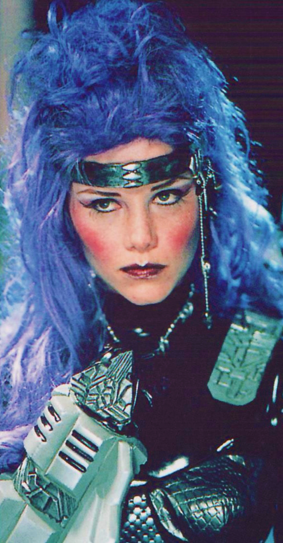 Slasherfred/Astronema (Power Rangers In Space)