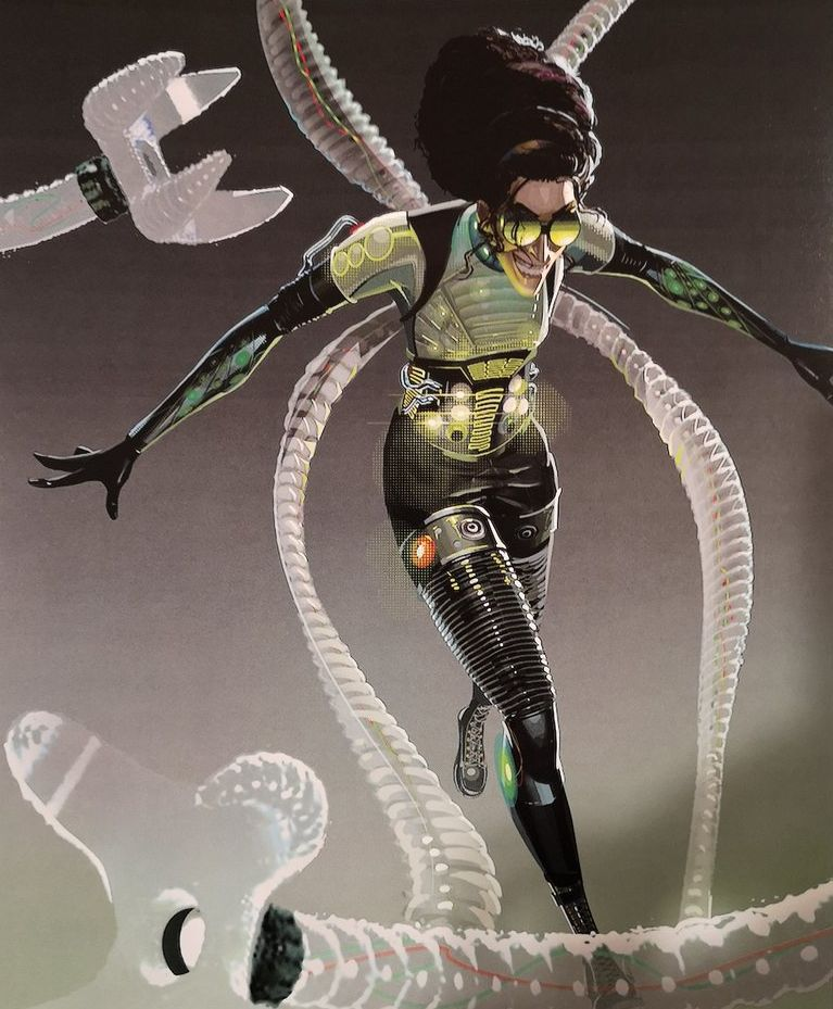 Doctor Octopus (Spider-Man: Into the Spider-Verse)
