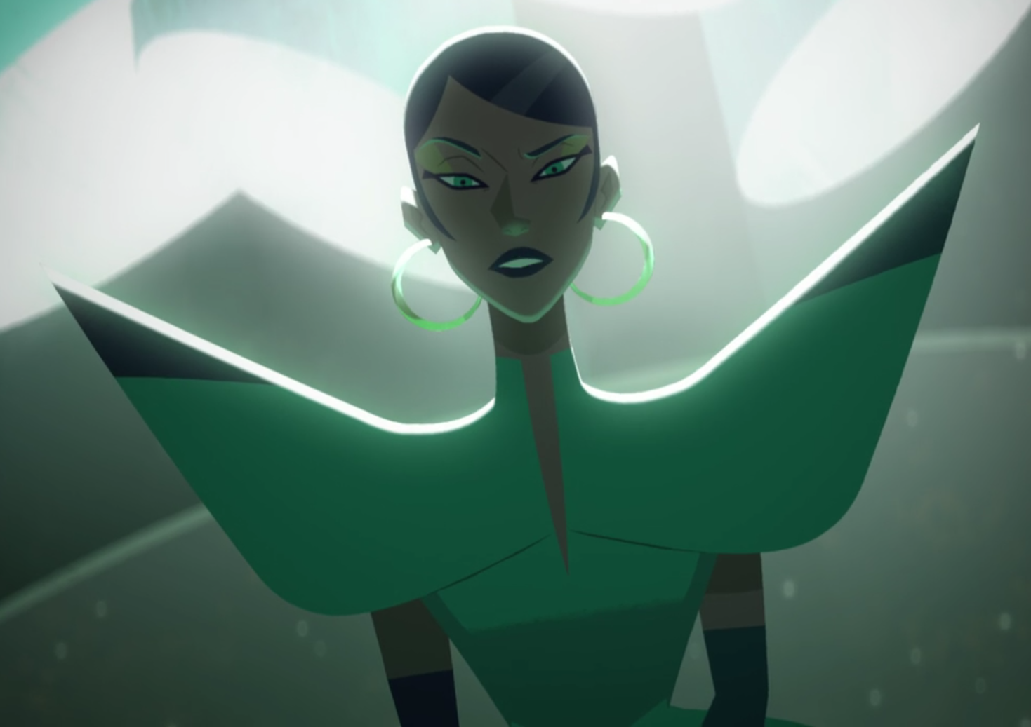 Countess Cleo (Carmen Sandiego)