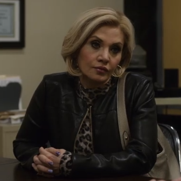 Donna Livingston (The Good Cop)