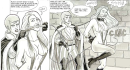 Blonde Pirate page 34 section 3