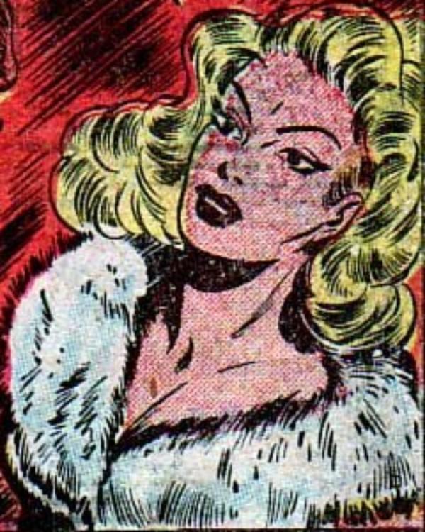 Joan Gastroux (Blood on Her Lips)