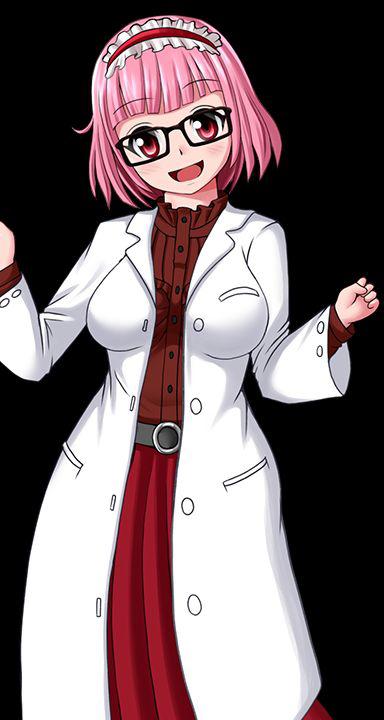 Dr. Kisaragi (Corrupt Garden - Vore Predation)