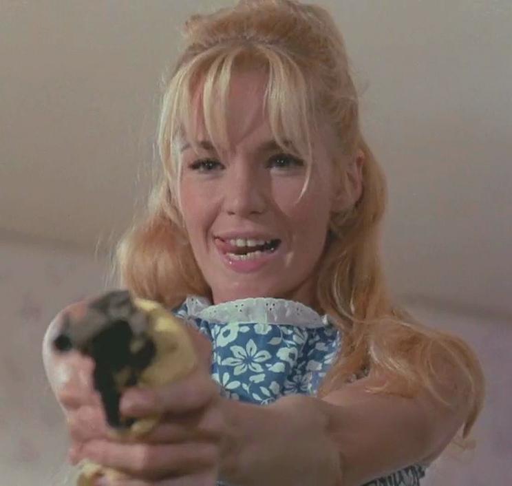 Sue Ann Stepanek (Pretty Poison)