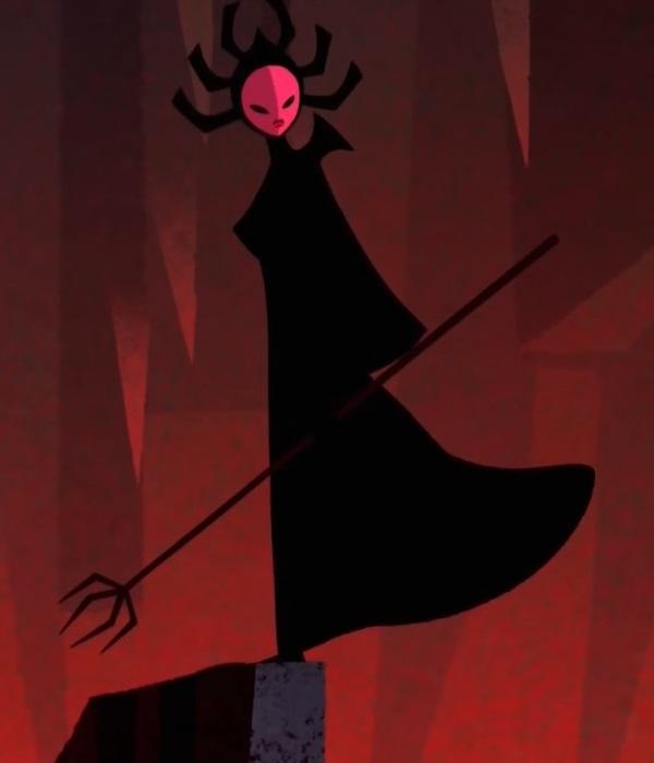 The High Priestess (Samurai Jack)