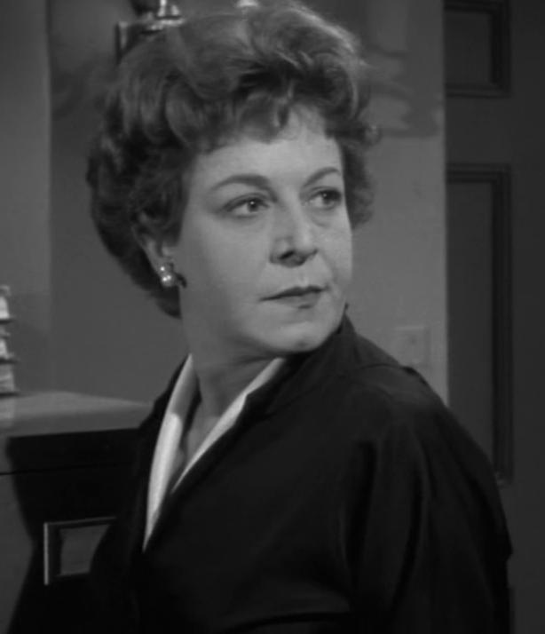 Jocelyn Barnhardt (Alfred Hitchcock Presents)