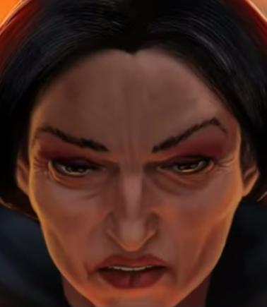 Olca (Dark Realm: Queen of Flames)