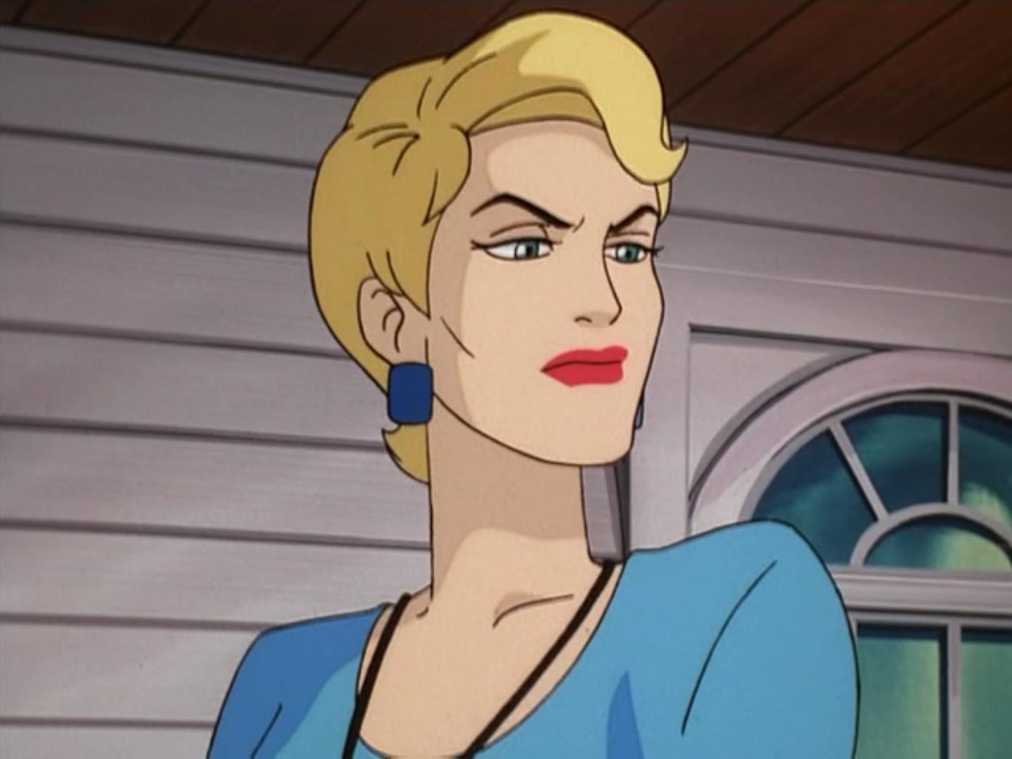 Ezekielfan22/Simone Lenoir (Scooby Doo on Zombie Island)