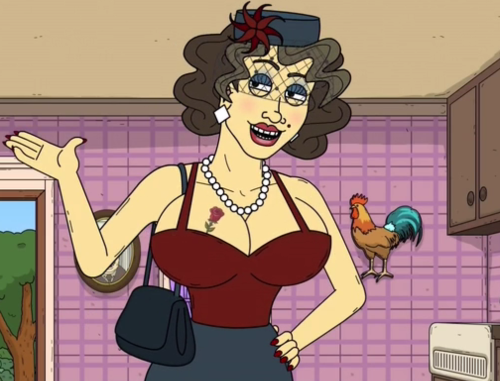 Lisa Gabagoolie (Mr. Pickles)