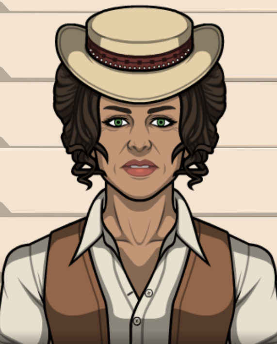 Dorothy McBain (Criminal Case)