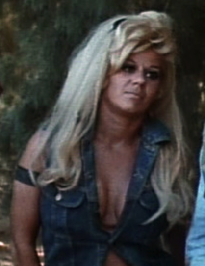 Gina (Satan's Sadists)
