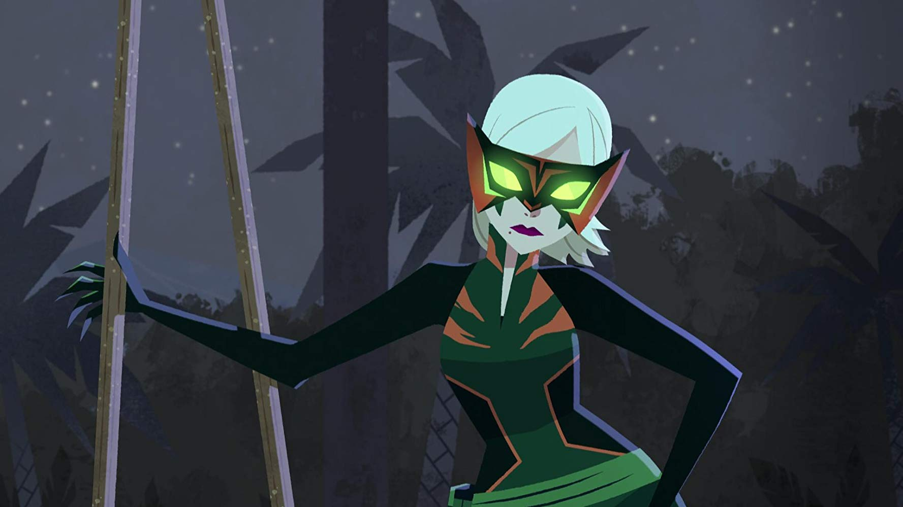 Tigress (Carmen Sandiego)