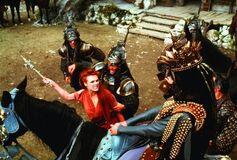 Sonja Attacks Gedren