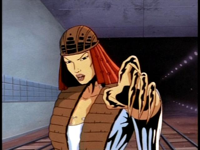 Lady Deathstrike (X-Men: The Animated Series)