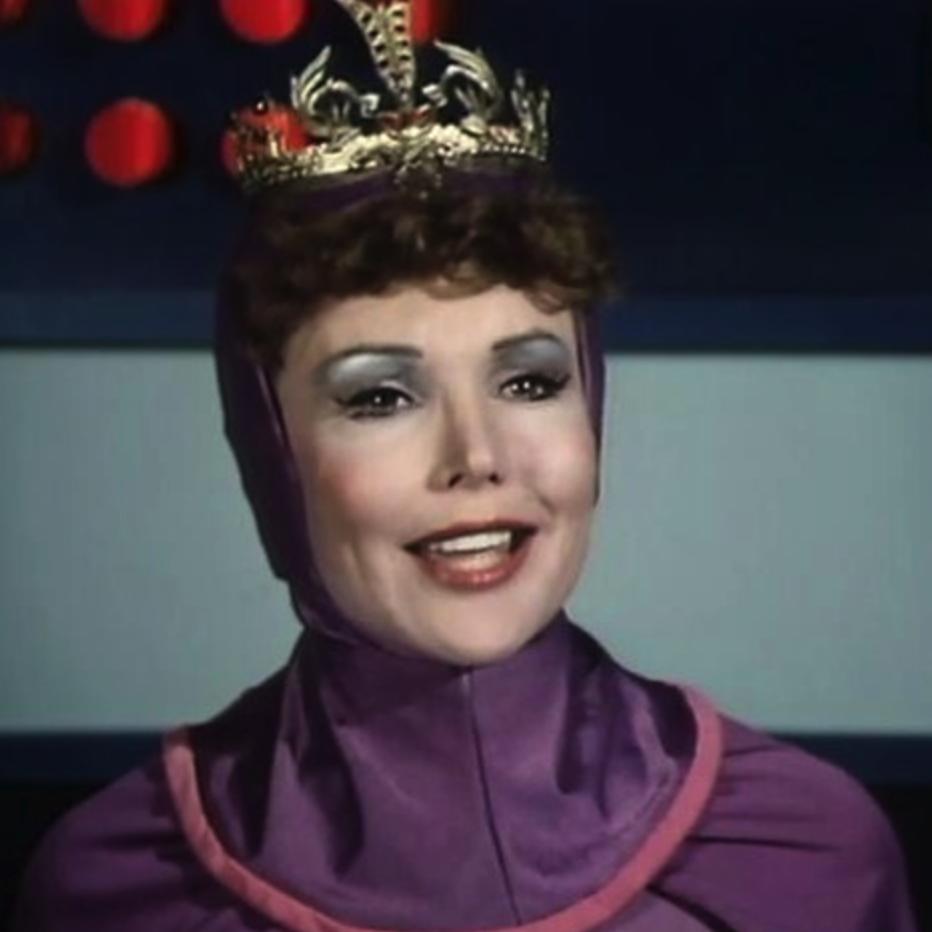 Queen Medusa (Jason of Star Command)