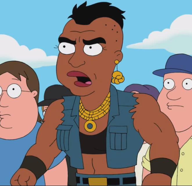 Deirdre Jackson (Family Guy)