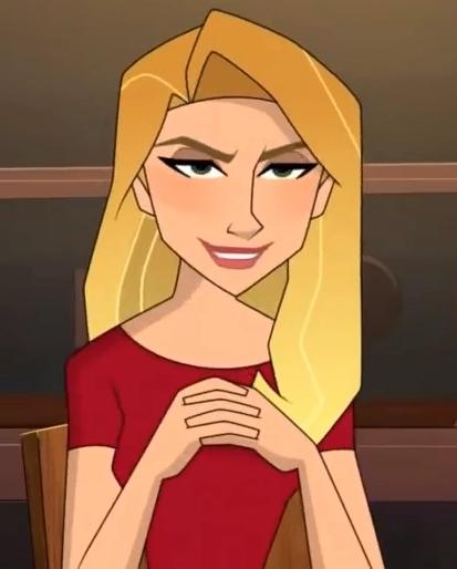 Liv Amara (Big Hero 6: The Series)