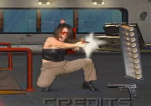 Leather Terrorist (Target: Terror)