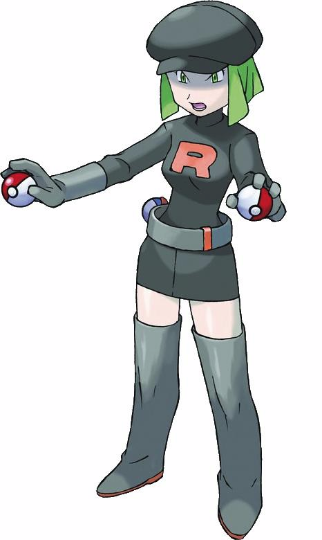 Team Rocket Grunt (Pokemon)