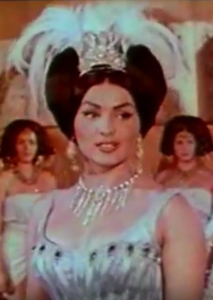 Queen Halis Mojab (Mole Men Against the Son of Hercules)