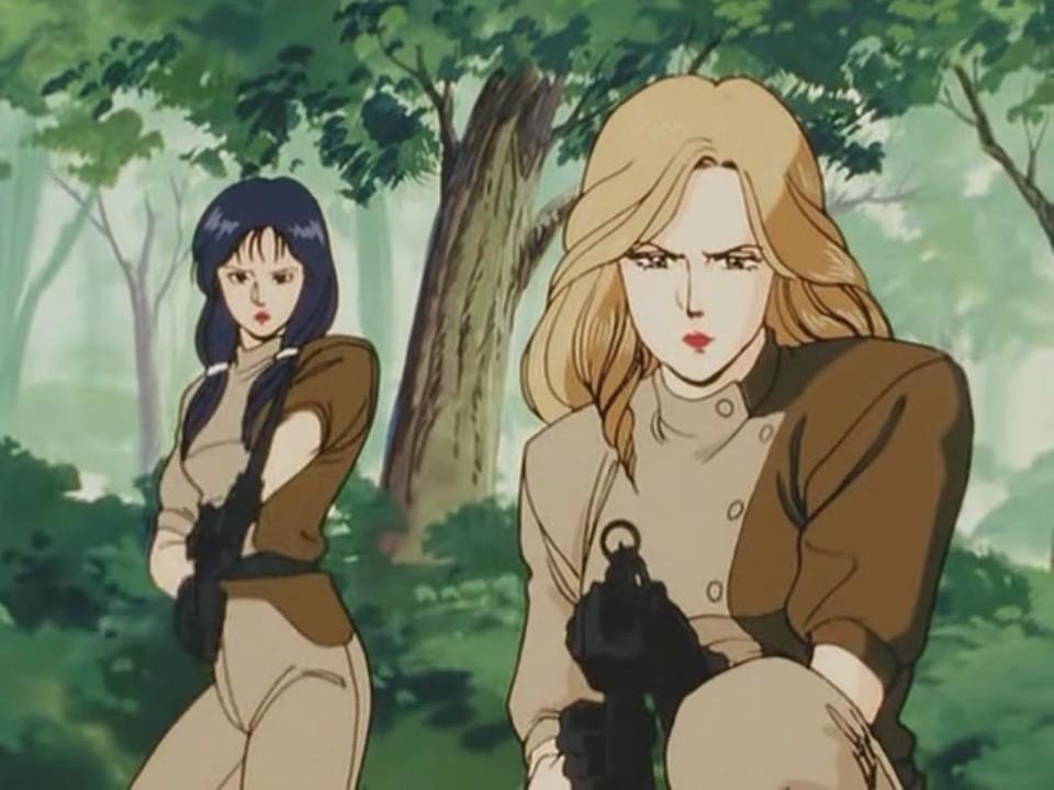 Assassins (City Hunter 2)