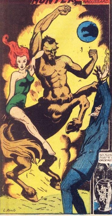 Ibid (Rangers Comics)