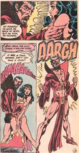 Ashiya Warlord 50 page 13 panel 2