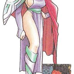 Fanha (Secret of Mana)
