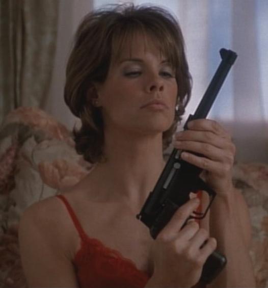 Dangerous Woman in Bed (Spy Hard)
