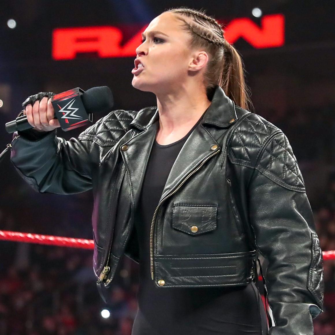 Ronda Rousey (WWE)
