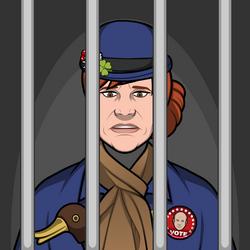 Hilda Tipton arrest