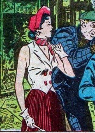 Leila Mandell (Baffing Mysteries)