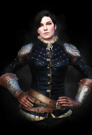 LipstickLesbian/Sylvia Anna (The Witcher 3: Wild Hunt - Blood And Wine)
