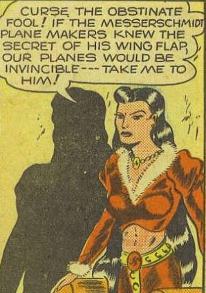 Morgana (Super-Mystery Comics)