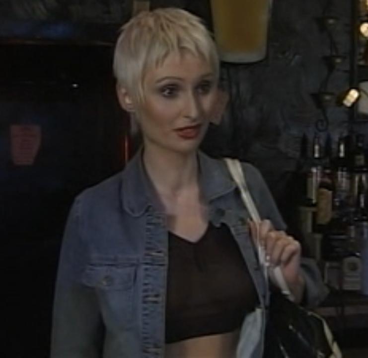 Anoushka (An Erotic Werewolf in London)
