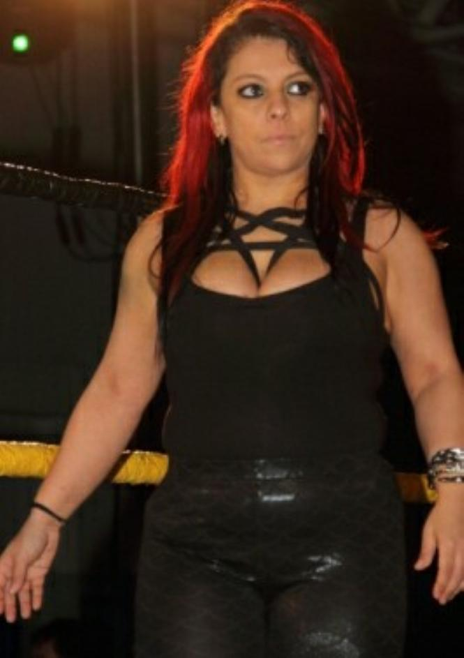 Chrissy Rivera (WSU)